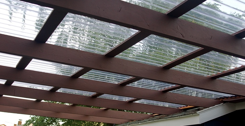Transparent Plastic Roof Panels The New Material For Your Roofing .
