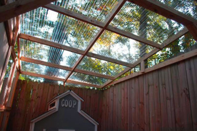 Transparent Plastic Roof Panels The New Material For Your